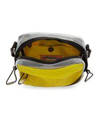 Acne Yellow Small Hidey Camera Bag