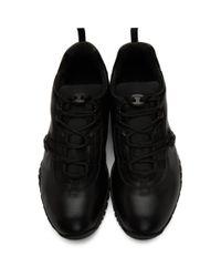 メンズ 1017 ALYX 9SM ブラック ロー ハイキング スニーカー Black