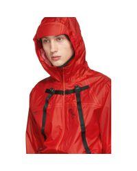 Blouson rouge NRG X SE edition MMW Nike pour homme en coloris Red