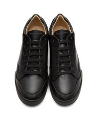 Stella McCartney Black Cord Sneakers for men