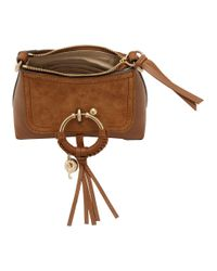 See By Chloé ブラウン ミニ Joan バッグ Brown