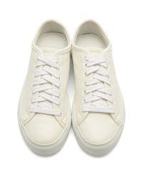 Diemme White Veneto Low Sneakers