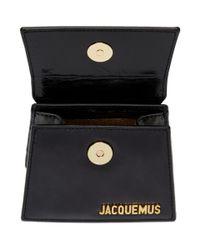 Jacquemus Black Le Sac Chiquito Clutch