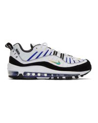 Nike Leather Air Max 98 for Men - Lyst