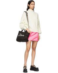 Marc Jacobs マルチカラー ロゴ バッグ ストラップ Multicolor