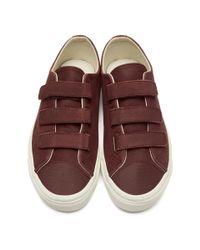 Vans - Brown Og Style 23 V Lx Sneakers - Lyst