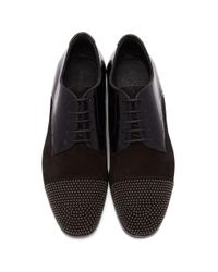 Jimmy Choo - Black 'penn' Shoes for Men - Lyst