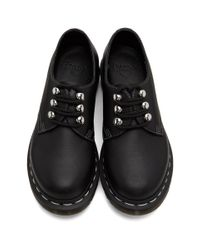 Dr. Martens ブラック 1461 Hdw オックスフォード Black