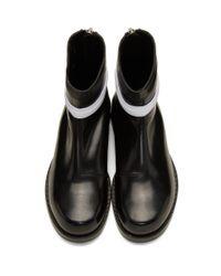 メンズ 1017 ALYX 9SM ブラック New チェルシー ブーツ Black
