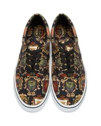 Dolce & Gabbana - Multicolor Crest Sneakers for Men - Lyst