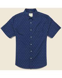 Life After Denim Alameda Shirt - Blue Agave for men