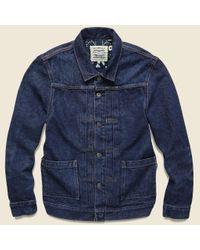 Levi's Blue Type Ii Trucker Jacket - Neppy for men