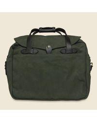 Filson | Large Computer Bag - Otter Green for Men | Lyst