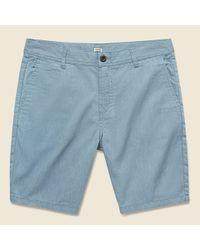 Katin Court Short - Light Blue for men