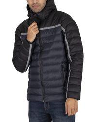 Superdry Black Dolman Downhill Racer Fuji Jacket for men