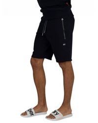 Superdry Blue Collective Sweat Shorts for men
