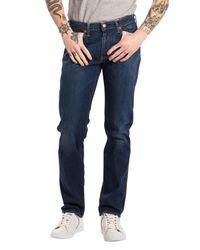 Levi's Blue Levis 511 Slim Fit Jeans for men