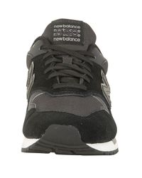 New Balance Black 840 Trainers for men