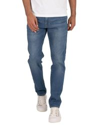 Levi's Blue 511 Slim Jeans for men