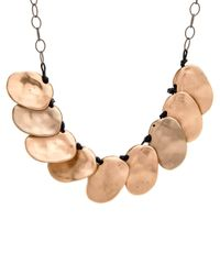 Julie Cohn | Multicolor Talisman Collar Necklace | Lyst