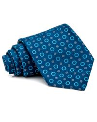 Dolcepunta | Navy With Blue Dot Tie for Men | Lyst
