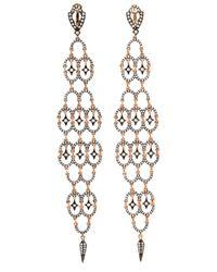 Loree Rodkin - Multicolor Polina Earrings - Lyst