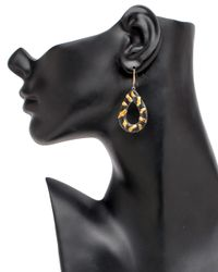 Yossi Harari - Multicolor Bella Teardrop Earrings - Lyst