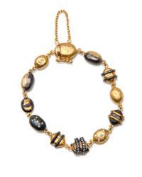 Yossi Harari - Metallic Helen Mini Element Bracelet - Lyst