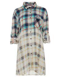 Loyd/Ford Blue Wrinkle Shirt