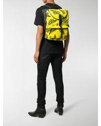 Givenchy Rucksack mit Logo in Yellow für Herren