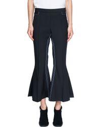 Ellery - Black Monet Mazur Trousers - Lyst