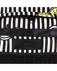 AMI White Lemons Backpack for men