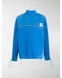 Maglione di ADER ERROR in Blue da Uomo