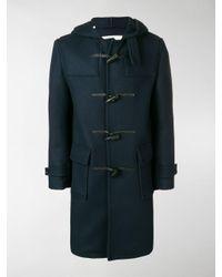 Mackintosh - Blue Classic Duffle Coat for Men - Lyst