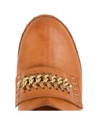 Stella McCartney - Burnt Orange Clogs - Lyst