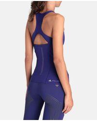Adidas By Stella McCartney Truepurpose トレーニング ベスト Purple