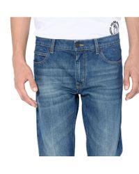 Stella McCartney Blue Vintage Denim Straight Leg Jeans for men