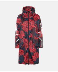 Adidas By Stella McCartney ロング ライトウエイト パーカ Red
