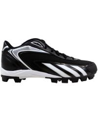 Adidas Hotstreak Mid Black/white-metallic Silver for men