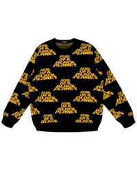 Supreme Undercover/public Enemy Sweater Black for men