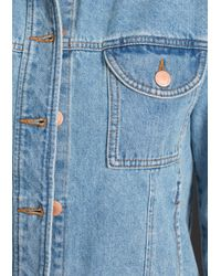 & Other Stories Blue Relaxed Fit Denim Jacket