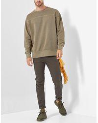 Stradivarius | Natural Dyed Sweatshirt for Men | Lyst