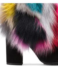 Stuart Weitzman Multicolor Overcoat