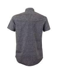 PS by Paul Smith - Gray Paul Smith Classic Dark Grey Shirt Jpfj- for Men - Lyst