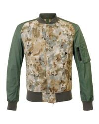 Spiewak - Multicolor Arid Camo Ma-1 Bomber Jacket for Men - Lyst