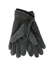 Norse Projects | Gray Norse X Hestra Svante Charcoal Gloves for Men | Lyst