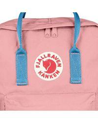 Fjallraven Pink Kanken Classic Backpack for men