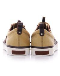 K-swiss Multicolor X Billy Reid Arlington Fall Leaf Shoes for men