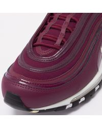 Nike - Purple Air Max 97 Prm - Bordeaux - Lyst