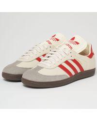 5023a4519eab adidas Originals Samba Classic Og  luzhniki Stadium Pack  - White ...